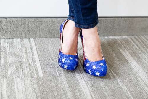 Feet Shoes Woman Free Photo