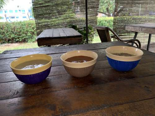 food, cups, breakfast, porridge, coco, taste, flavor, delicious, restaurant, service, diet, nutrition, abokoun, aklui, tapioca, hot drinks