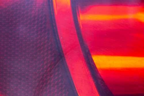 Futuristic Red Texture Free Photo