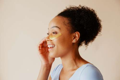 Under Eye Patches For Skincare Photo