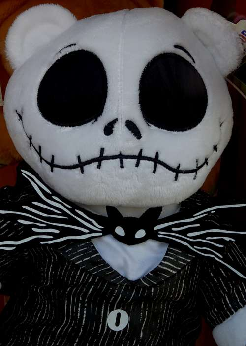 Scary Soft Toy