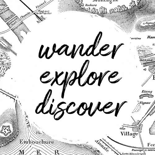 Wanderlust General Travel Poster