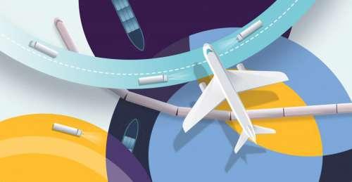 Transports and Logistics - Transportation - Concept