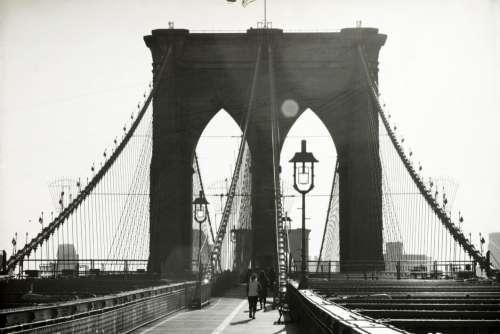 Brooklyn Bridge Free Photo