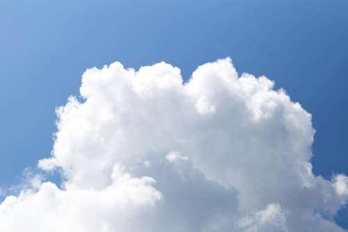 Sky Clouds Nature Free Photo