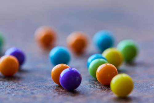 Colorful Candy Free Photo