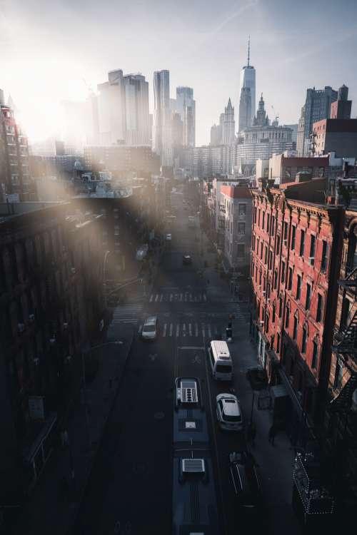 Sunray on NYC